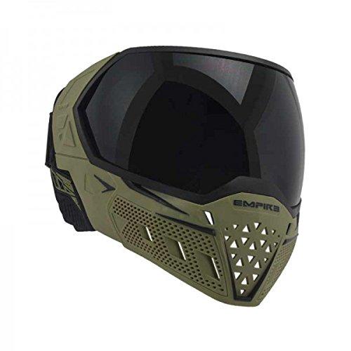 Empire EVS Paintball Maske Goggle Vision System, oliv-schwarz (Goggle Maske System)