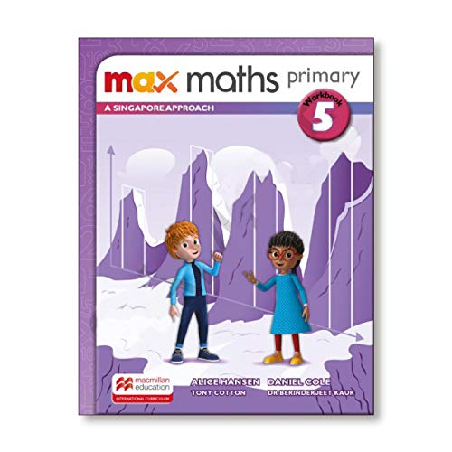 Max Maths Pri A Sing Appr Wb 5 (Max Maths Primary)