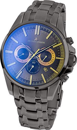 JACQUES LEMANS Herren-Armbanduhr 1-1799R
