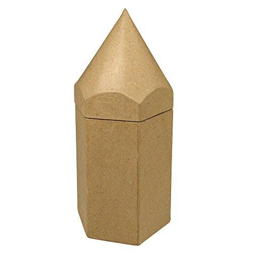 rayher-71813000-papel-mache-recipiente-reciclado-fsc-100-10-x-9-x22cm-lapiz-esquinas