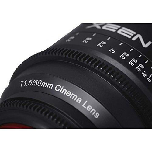 Samyang Xeen 50mm T1.5 Cine Objektiv - 3