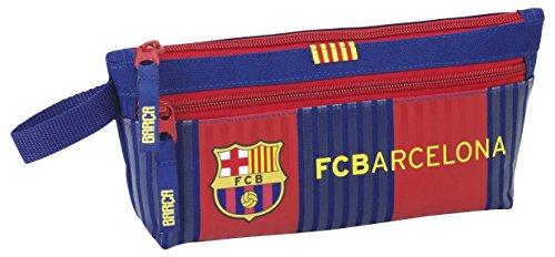 Futbol Club Barcelona – Estuche portatodo Triangular (SAFTA 811629806)