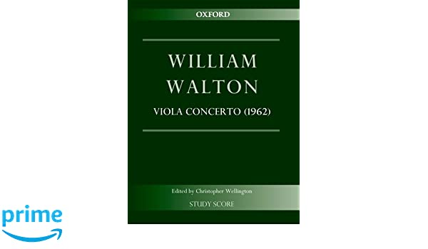 Concerto for Viola and Orchestra 1962