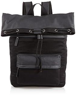 Calvin Klein Jeans Rucksack Surface Evolution Backpack 17 Liters Schwarz (Black) J5IJ500254 (B00KMU0Q8E) | Amazon price tracker / tracking, Amazon price history charts, Amazon price watches, Amazon price drop alerts