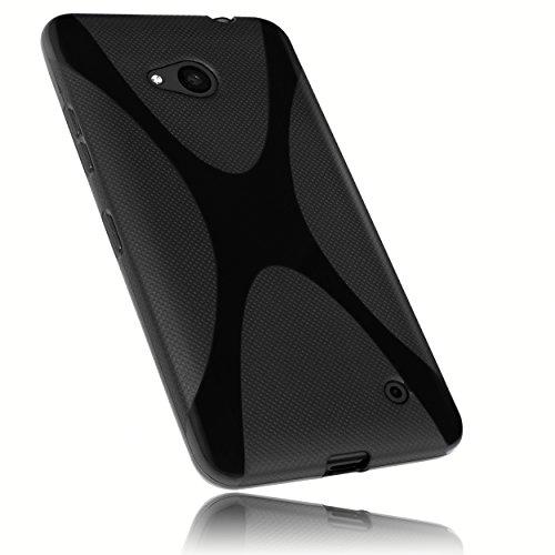 mumbi X-TPU Schutzhülle Microsoft Lumia 640 Hülle