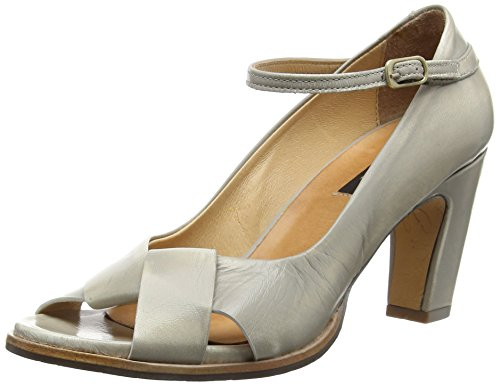 Neosens Altesse, Sandales  Bout ouvert femme Weiß (WHITE)