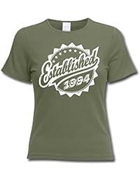 Established 1994 - Cadeau d'anniversaire 22 ans T-Shirt Femme
