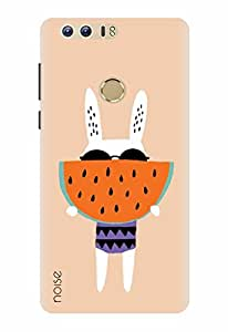 Noise Designer Printed Case / Cover for Huawei Honor 8 / Animated Cartoons / Hello Polly