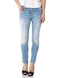PLEASE - P78a dek jeans femme boyfriend pantalons baggy