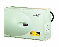 V-Guard Stabilizer VG 150 Supreme for Side by Side/ Double Door Refrigerator from 600 Litre to 1000 Litre
