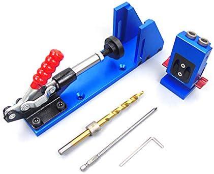 Carremark DIY - Kit per per per Lavorazione del Legno, 9,5 mm, con Foro Tascabile, Sistema Slant Locator | Di Alta Qualità Ed Economico  | Nuovo mercato  | Numerosi In Varietà  dcfce4
