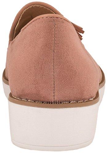 Elara , chaussures compensées femme rose bonbon