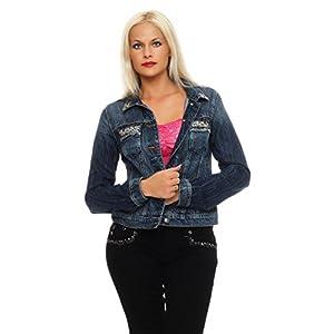 Miss me jeans schwarz