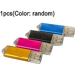 VCB Mini Disque de mémoire Flash USB 1 Mo, 128 Mo, 256 Mo, 2 Go, 4 Go, 8 Go, 16 Go, 32 Go de Stockage - Aléatoire (1 Mo)
