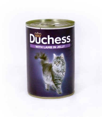 Duchess Complete Meat Selection in Jelly Wet Cat Food, 12 x 400 g 5