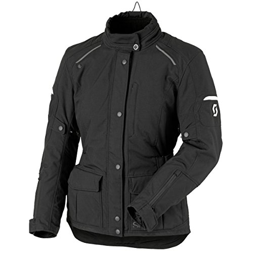 Scott Turn DP d'Size – Veste de moto Noir 2016