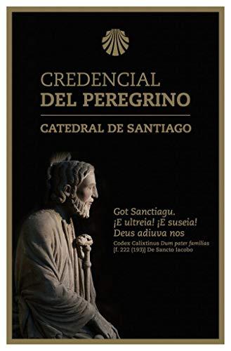 Credenziale del Pellegrino di Santiago di Compostela