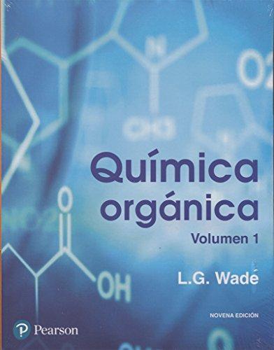 Química orgánica - Volumen 1