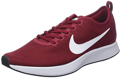 cheap for discount 7a898 b2c1f Nike Dualtone Racer, Zapatillas de Gimnasia para Hombre, Rojo (Red  Crush/White