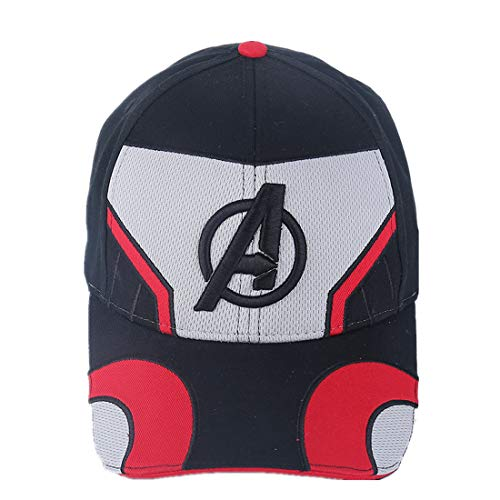 (K-Y YK 2019Avengers4: Endgame hat COS Duck Tongue hip hop Fashion Baseball hat Marvel Cosplay Movie Costume)