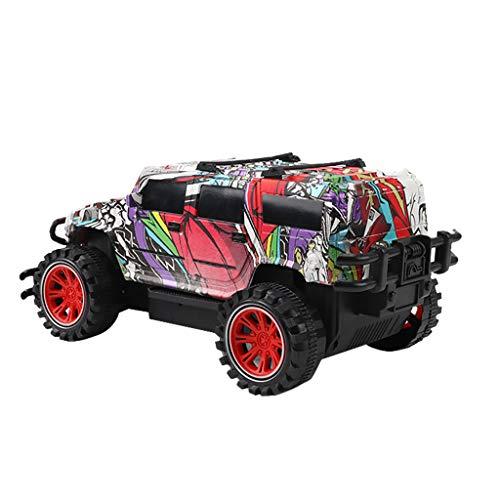 Vierweg 1:18 Schnelle Geschwindigkeit Rennen Graffiti RC-Modell Auto Spielzeug Für Kinder Geschenk Fernbedienung Geländewagen Vier Links Hohe Rennwagen Modell Automodell