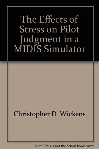 The Effects of Stress on Pilot Judgment in a MIDIS Simulator