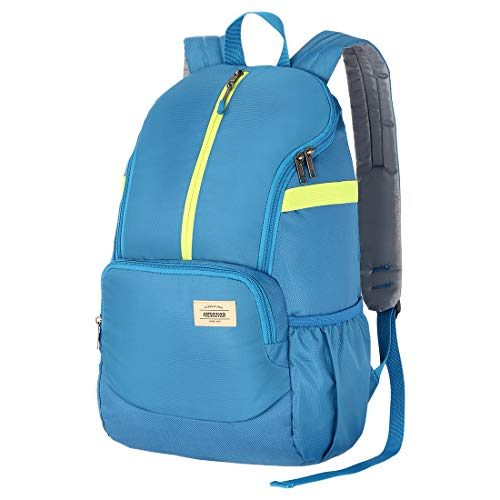 American Tourister Copa 22 Ltrs Teal Casual Backpack (FU9 (0) 11 002) Image 2