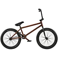 """Wethepeople Zodiac Freecoaster 20"""" 2018 BMX Freestyle (Translucent Brown - Left hand drive)"""