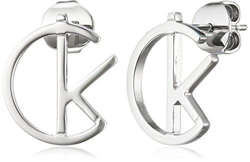 Calvin Klein Damen-Ohrstecker Edelstahl KJ6DME000200