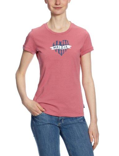 Maloja SandraM. T-shirt pour femme Rose