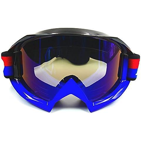 ZHEN Occhiali di protezione di Harley-Davidson moto anti-polvere , 3