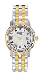 Tissot - T0452072203300 - Montre Homme - Automatique - Chronographe - Bracelet Acier Inoxydable Gris