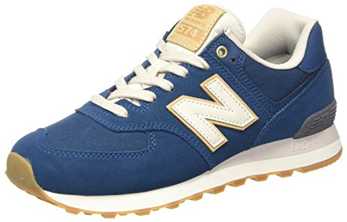 New Balance Herren ML574O, Sneaker, Blau (Blue/ML574OUB), 42 EU