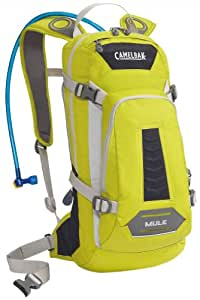 CamelBak Trinkrucksack M.U.L.E. NV, gelb/dunkelblau, 3000 ml, 61888