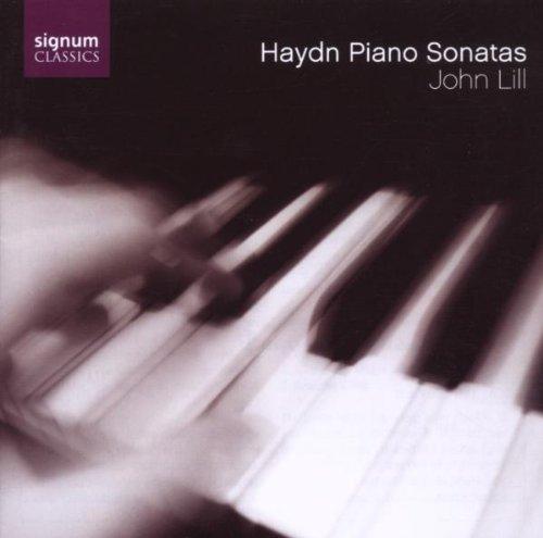 Klaviersonaten Hob XVI: 36, 44, 49, 52 Lill Studio