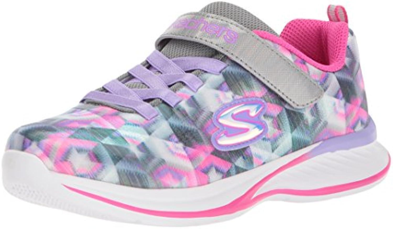 Skechers Kids81389 - 36 Jumpin' Jams Fille/garçon, Argent (Silver/Pink/Lavender), 36 - EU Medium 31e3c6