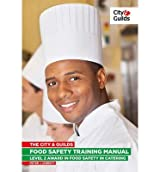 [(The City & Guilds Food Safety Training Manual)] [ By (author) Peter Jarrett ] [August, 2012]