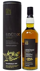 anCnoc - Limited Edition Vintage - 1975 30 year old Whisky by anCnoc