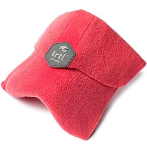 TRTL Super-weiches Nackenkissen, wissenschaftlich bewährt, ideales Reisekissen,maschinenwaschbar