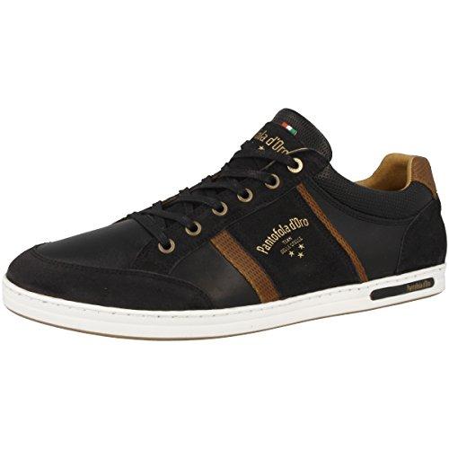 Pantofola d'Oro Herren Mondovi Uomo Low XL Schuhe black (10181069.25Y)