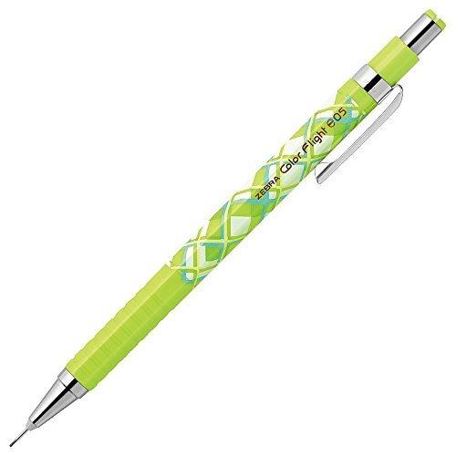 Zebra Sharp Pen Color Flight Colorful Check 0.5 B - MA 53 - CLMG Lime Green Japan
