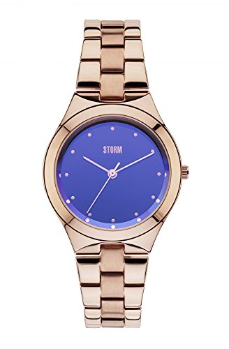 Storm London AMELLA 47273/B Montre Bracelet pour femmes Point Culminant de Design
