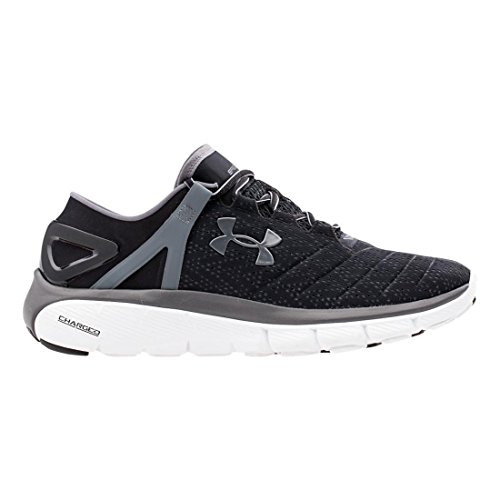 UNDER ARMOUR SpeedForm Fortis Scarpa da Running Uomo Black