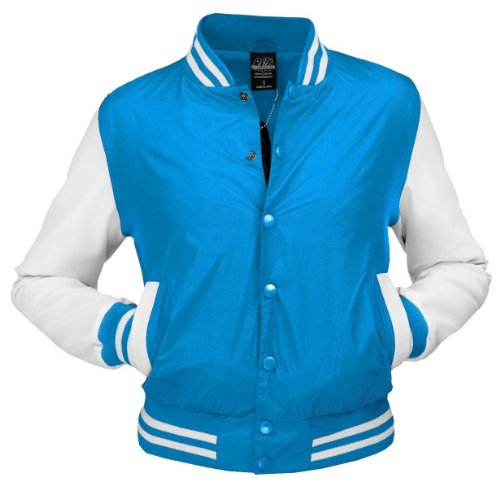 Urban Classics Dames Light College Jacket TB132 Turquoise