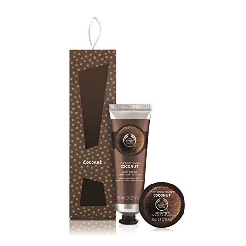 7f5c7153d871 The Body Shop Coconut Soft Hands, Warm Kisses