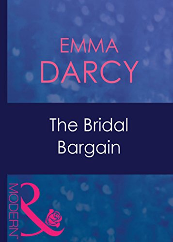 The Bridal Bargain (Mills & Boon Modern) (The Kings of Australia, Book 2)
