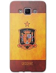 URCOVER Coque Equipe de Espagne pour Samsung Galaxy A5 | Championnat d? Europe Spécial UEFA EURO 2016 | Coque Sportif Footbal Cover Housse Étui Drapeau National