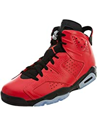 check out 00037 f41ee Nike Air Jordan 6 Retro  Infrared 23  Infrared 23 Black Trainer Size 10 UK