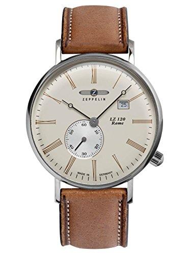 Zeppelin Armbanduhr 7134-5 Herrenuhr