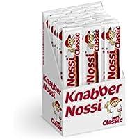 Knabber Nossi Wurstsnack 50er Pack (50 x 12,5g)